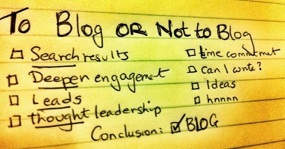 blog or nah