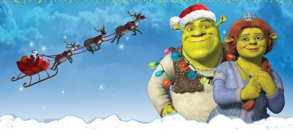 Shrek Christmas