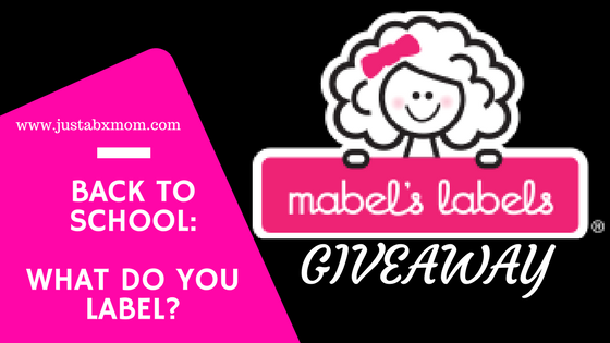 giveaway, mabel's labels