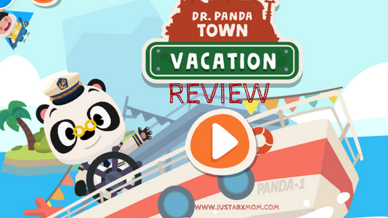 dr. panda, dr. panda apps, vacation, free play, kids apps, family friendly