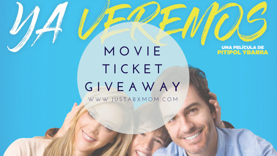 movie ticket giveaway, free movie ticket, spanish movie, ya veremos, nyc movies, amc theaters