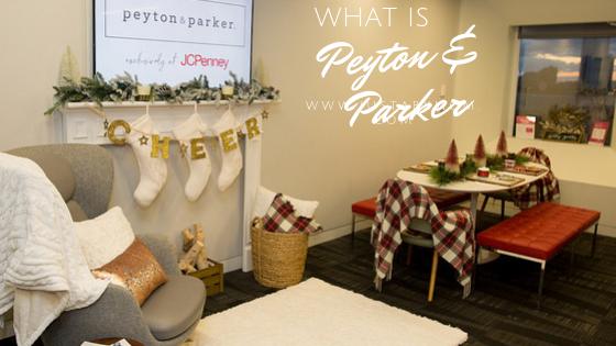 peyton & parker, jc penney, women's clothe, men's clothes, kids' clothes, home collection